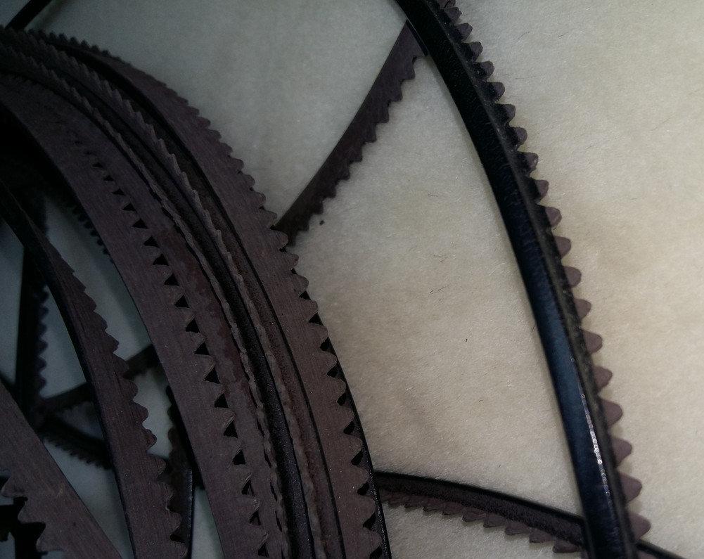 Ранты коричневые